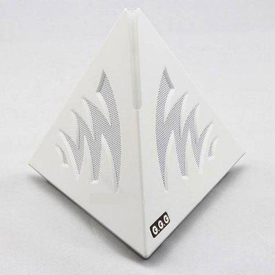 T - BOX Portable Pyramid Speaker Loudspeaker Bluetooth
