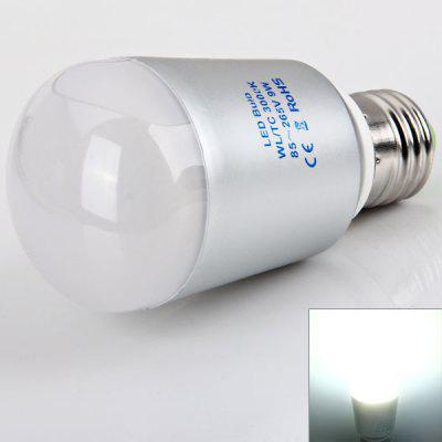 High Brightness E27 5630 SMD LED 9W 85 - 265V Light Bulb - White Light