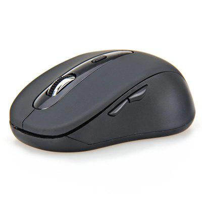 Ergonomic Design Bluetooth 3.0 Mouse Support 10m Operating Distance