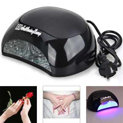 YF-996 Environmental Friendly Professional Hemisphere Shape LED Lamp Gel Curing for Nail Drying