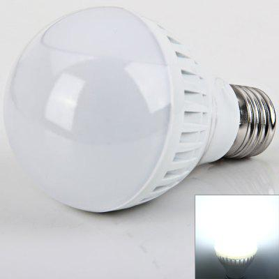 High Brightness E27 3528 SMD LED 7W 220V Light Bulb - White Light