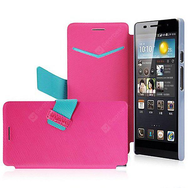 Baseus Faith Flip Wallet Stand Case for Huawei Ascend P6