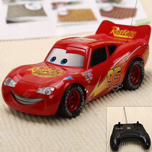 lightning cars mcqueen remote cute super control toy rc character 27mhz amazon member toys lighting gearbest controlled vehicles games racing