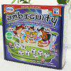 Popular Head - spinning Letter - turning Word Game Popular Learning Toy Set for Children  -  Green