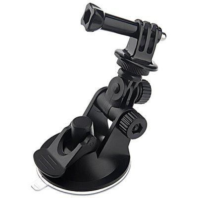 Car Suction Cup Adapter Window Glass Tripod + 7CM Diameter Base Mount for GoProHero Original, Hero 2, Hero 3 Camcorder