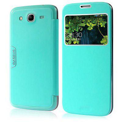 Baseus Slim Call ID View Case for Samsung Galaxy Mega 5.8 i9150