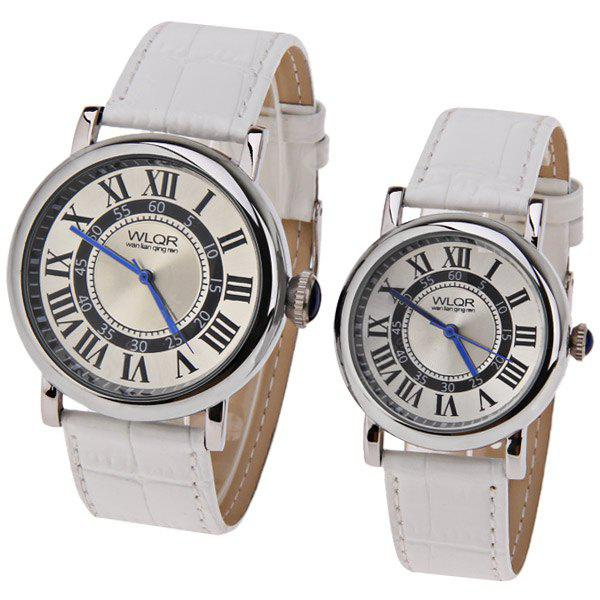 WHITE, Watches & Jewelry, Couple's Watches