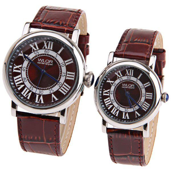 BROWN, Watches & Jewelry, Couple's Watches