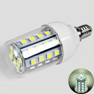 E14 40 - SMD 5050 LED 7W 620lm 200 - 240V White Corn Lamp
