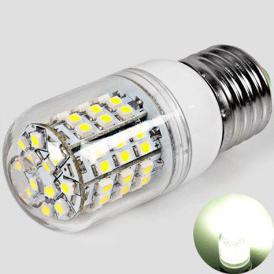E27 4W 60 - SMD 3528 LED 200 - 240V 360lm White Corn Lamp