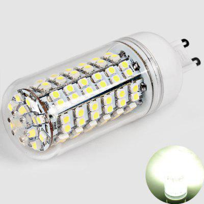 G9 6W 108 - SMD 3528 LED 200 - 240V 520lm White Corn Lamp