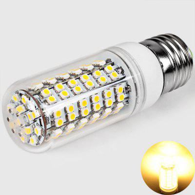 E27 108 - SMD 3528 LED 6W 200 - 240V 520lm Warm White Corn Lamp