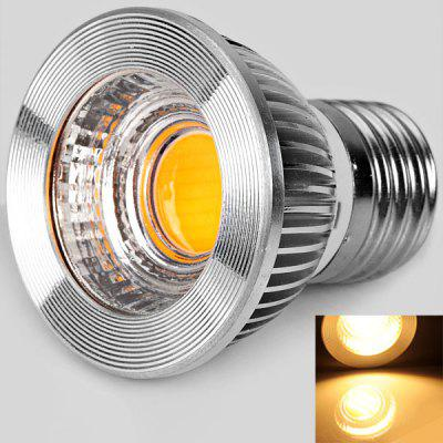 E27 COB LED AC85 - 265V 5W Warm White Spotlight