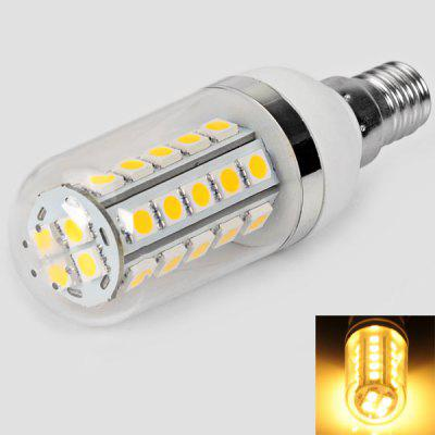 E14 34 - SMD 5050 LED 6W 220 - 240V Warm White Corn Lamp