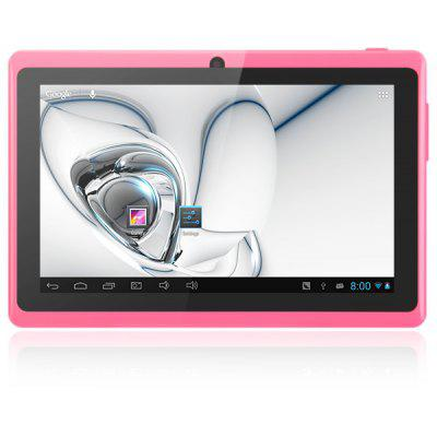 Android 4.1 7 inch WSVGA RK2928 S7502 Tablet PC Dual Cameras 512MB RAM + 4GB ROM Bluetooth