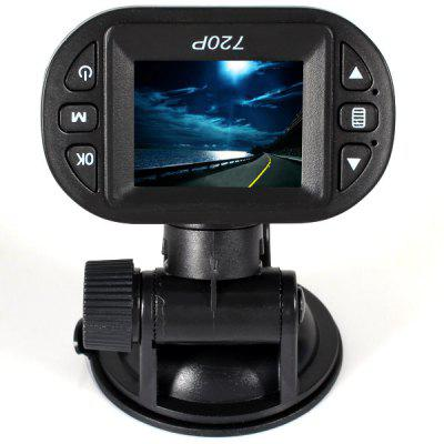 C800B 1.5 inch LTPS Display 120 Degree Wide Angle Vehicle DVR Recorder, Support 1280 x 720 Video Recording (Black)