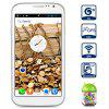 Cubot P9 5 inch Android 4.2 3G Phablet Unlocked Phone MTK6572 Dual Core 1.3GHz QHD IPS Screen GPS - WHITE