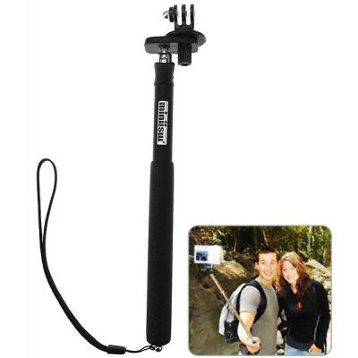 M - M Extendable Telescopic Self Portrait Pole Monopod with Tripod for Gopro / Hero 3/2