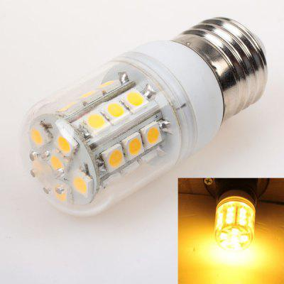 E27 27 - SMD 5050 LED Warm White Corn Lamp