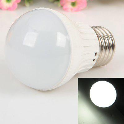 E27 3W 12 - SMD 2835 LED AC85 - 265V White Ball Bulb