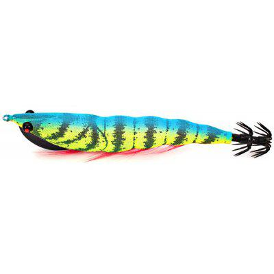 High Class 155mm 27g Simulation Wooden Shrimp Shaped Fishing Lure Bait