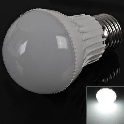 Unsurpassed Performance E27 10 x 3528 SMD LED 3W Bulb Light (White Light, 220V)