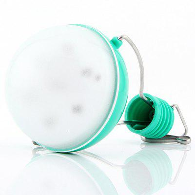 CIS-57241 White Light 7-LED Solar Power Comping Emergency Light