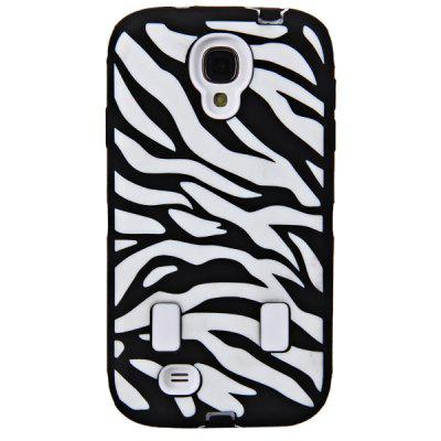 Zebra Veins Cover Case for Samsung Galaxy S4 i9500 / i9505