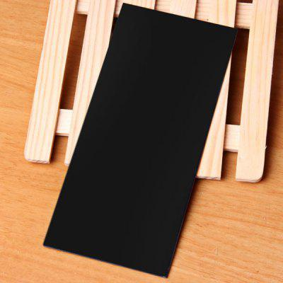 HV-05 Practical Black Sheet for PVC Guitar