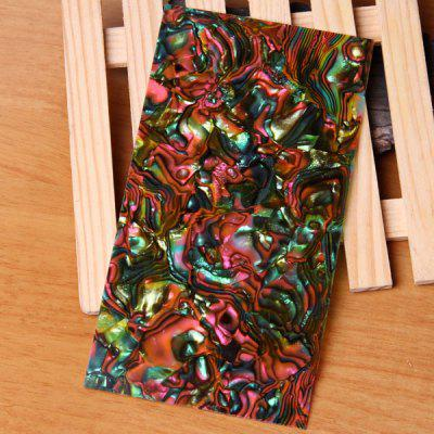 HV-041 Practical Multicolor Pearl Sheet for Celluloid Guitar