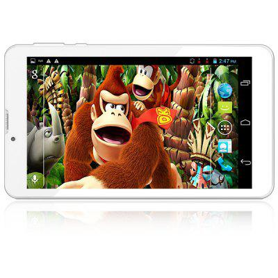 Soulycin S8 III Android 4.1 Phablet with 7 inch WSVGA Screen MTK6517 1.2GHz 4GB ROM