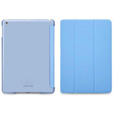 Fashion Style PU Leather Case for iPad Air / 5 with Foldable Stand Function