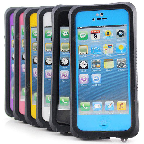 Ipega PG - I5056 Cool Style Protetor Waterproof Plastic Case para iPhone 5 / 5C / 5S (1PC)