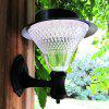 CIS-57229 16-LED Solar Power Wall Mounted Lamp White Light Garden Lamp