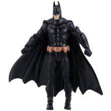 Super Cool Classic 17cm Grey Batman Characteristic Collection Figure Movable Joints Children Gift