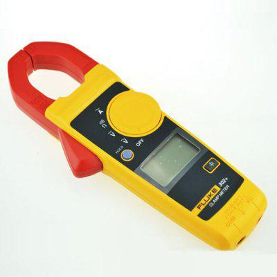 FLUKE - 302+ High Performance Digital Clamp Meter DMM Electrical AC/DC Amperemeter Multimeter