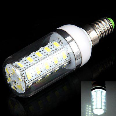 E14 36 x 5730 SMD LED 12W 1050 Lumens 110V Corn Light (White Light)
