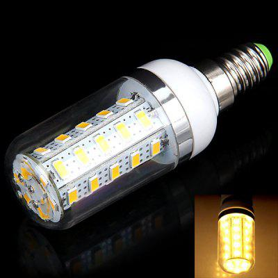 E14 36 - SMD 5730 LED 12W 1050lm 110V Warm White Corn Lamp
