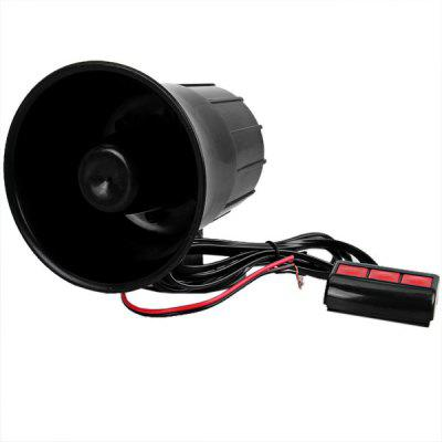 HS - 78001 Three Sound Mode Car Siren with High Quality Sound for Car Auto