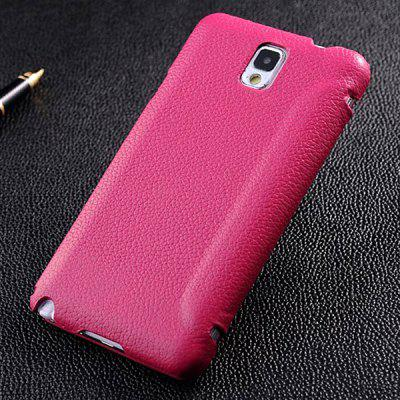 Genuine Leather Protective Case with Litchi Veins Design for Samsung Galaxy Note 3 N9000 / N9002 / N9006 / N9008