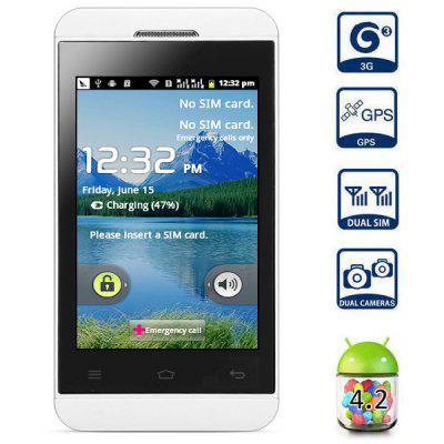 BML Z10 Android 4.2 Smartphone mini SP8810 1.0GHz 3.5 inch Screen