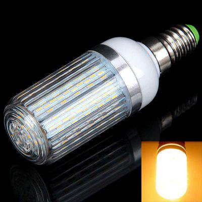 E14 120 - SMD 3014 LED 12W 1200lm 85 - 265V Warm White Corn Lamp