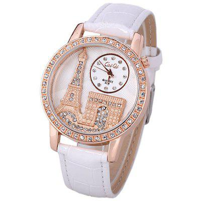 Women Water Resistant Quartz Watch