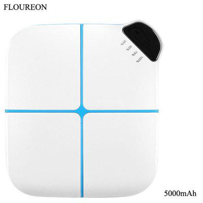 EDIANMAO M8 WiFi Small Portable Speaker 3G Wireless USB Router 5000mAh Power Bank