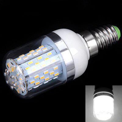 E14 78 x SMD 3014 240LM 8W 85 - 265V LED Corn Light Lamp
