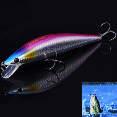 Deep VMC Hook 150mm 40g Ultra-realistic Fish Shaped Simulation Lure Bait