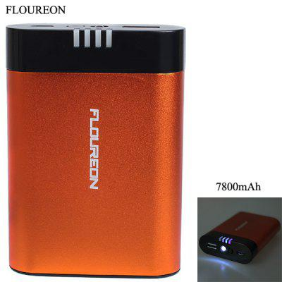 FLOUREON 7800mAh Power Bank