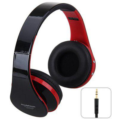 KG - 5012 Multifunction Wireless Bluetooth FM Stereo Headphone/Headset External Memory Supported with Hidden Mic