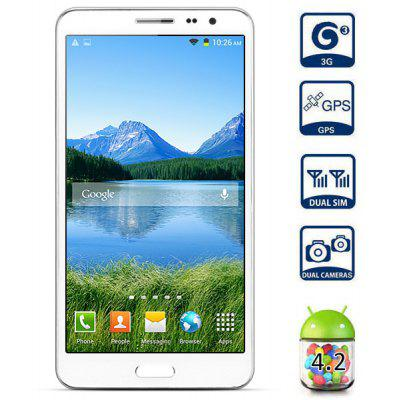N9800 Android 4.2 5.7 inch 3G Phablet MTK6592 Octa Core 1.66GHz 2GB RAM 16GB ROM HD Screen 13.0MP Camera Gesture Sensing GPS