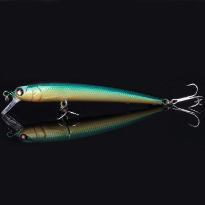 1PCS 5.5g 8.5 cm Deep Promotion Hard Plastic Fishing Lure Bait with Hook